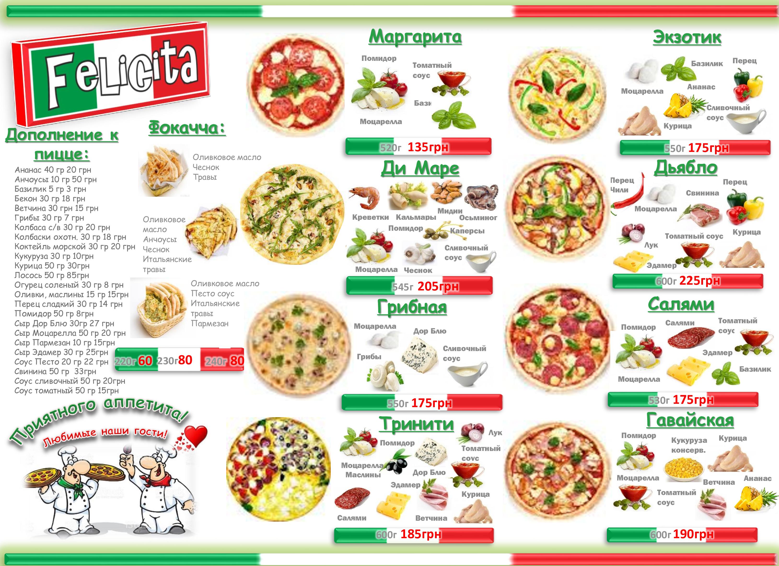 Меню Пицца 2021г печать_002